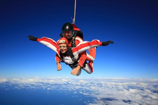 16,500ft tandem skydive over Abel Tasman