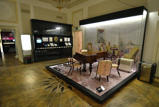Private Chopin guided tour with tickets to Chopin Museum