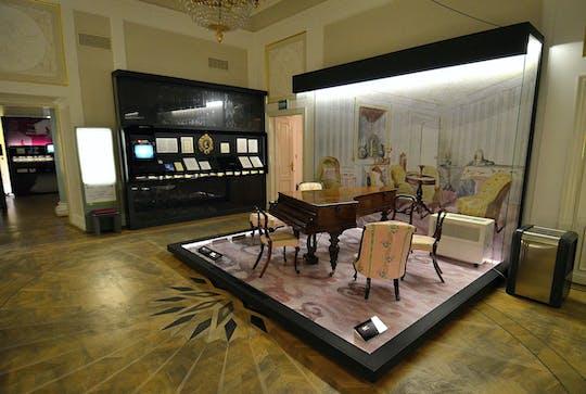 Privérondleiding door Chopin met kaartjes voor het Chopin Museum