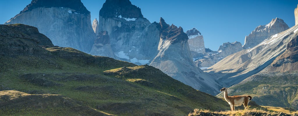 Base Towers hiking tour in Torres del Paine National Park