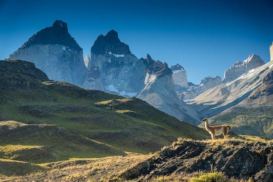 Base Towers-wandeltocht in het nationale park Torres del Paine