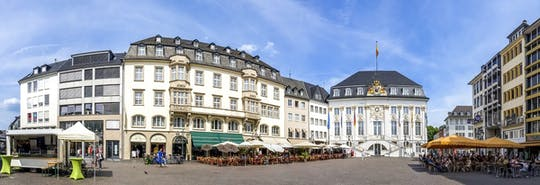 Guided tour through Bonn's Old Town