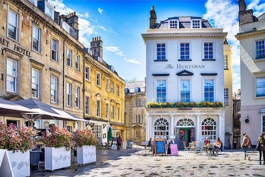 Visita Bath per Bridgerton!