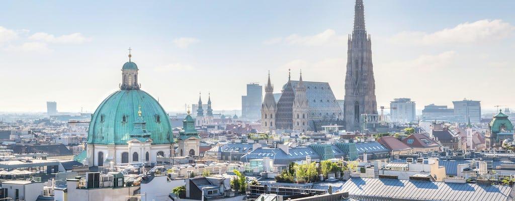 Tour privato a piedi di Vienna