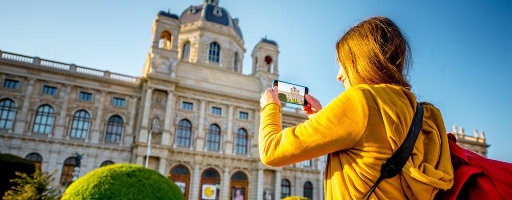 Visite à pied de Vienne sur les traces de l'Italie
