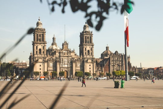 Mexico City tour with optional visit to the Anthropology Museum