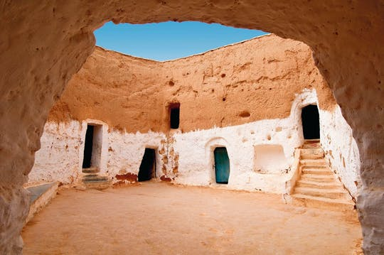 Tunesische Sahara Drei Wüsten & Oase Übernachtungstour