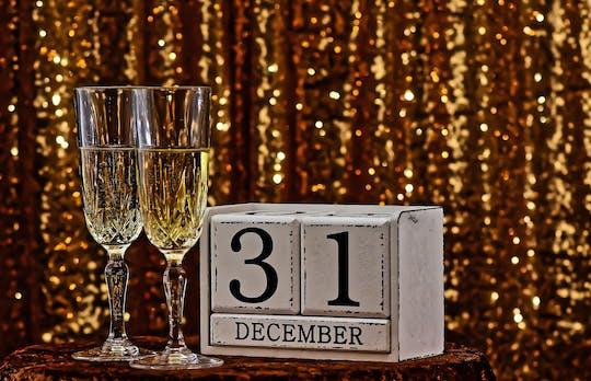 Feestcruise op oudejaarsavond in Kaapstad