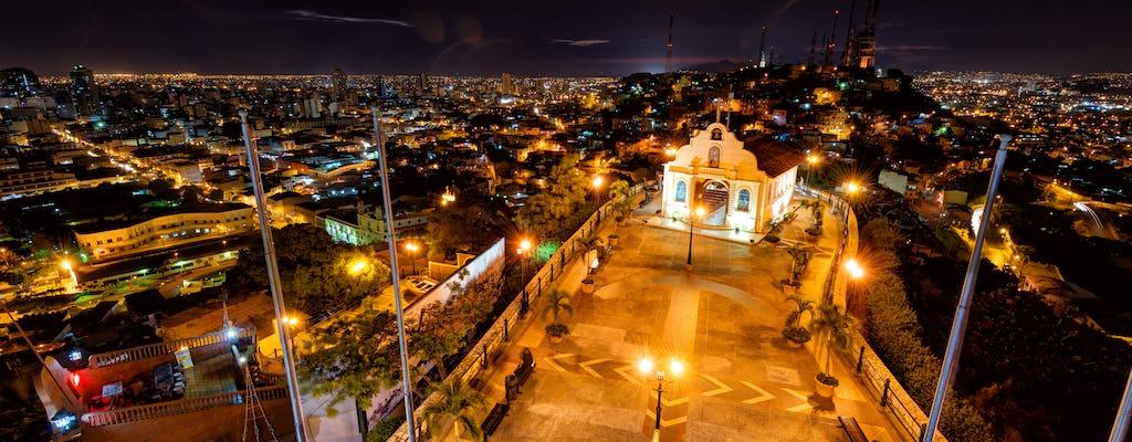 Guayaquil Nachttour mit Getränken an der Rayuela Bar