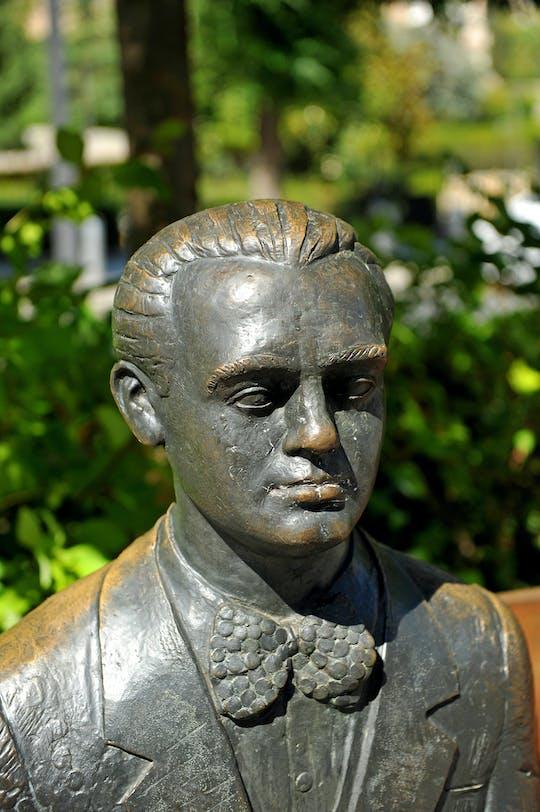 Federico Garcia Lorca in Granada privater Rundgang