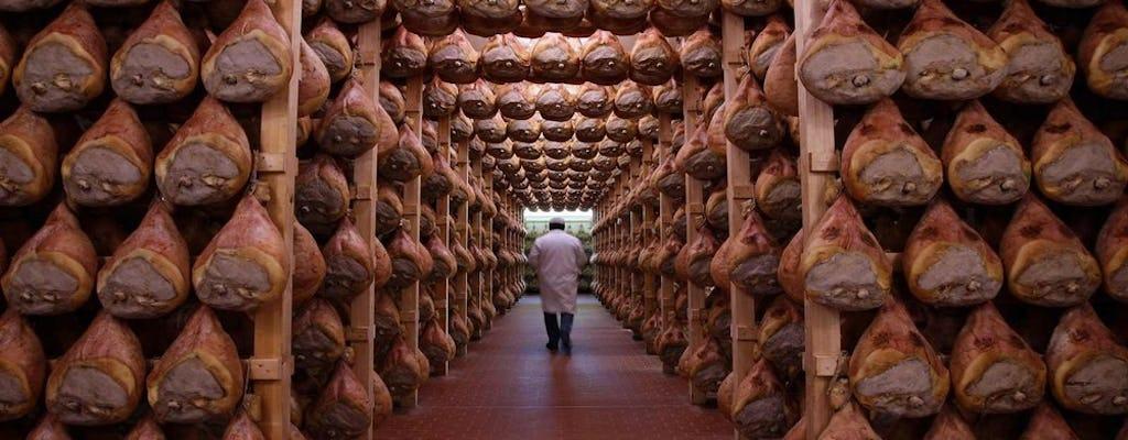 Parma food excellence-tour vanuit Bologna