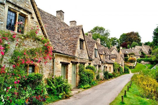 Tour privato di un'intera giornata in Cotswolds da Oxford