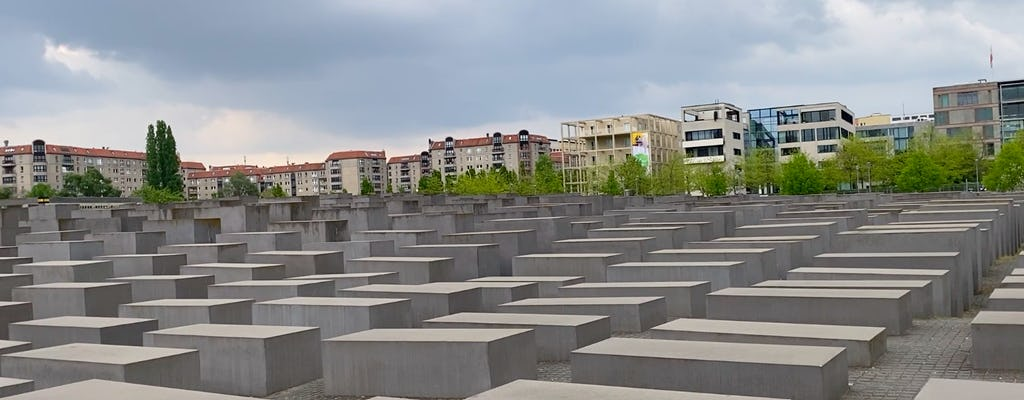 Tour of the rise and fall of Hitler's Berlin