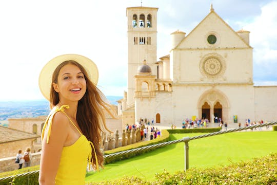 Assisi tour with a private guide