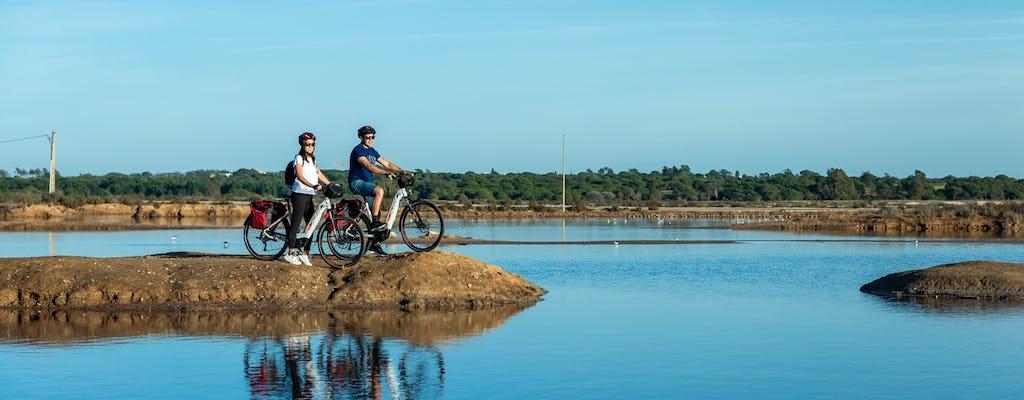 Faro und Ria Formosa Radtour