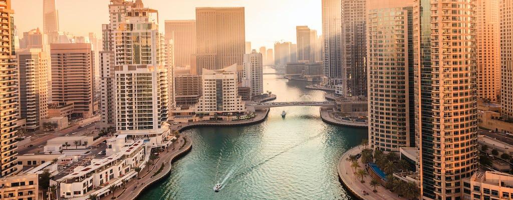 Traditionele stadstour door Dubai vanuit Ajman