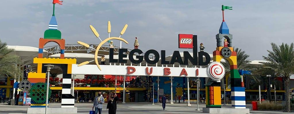 Dubai Legoland tickets