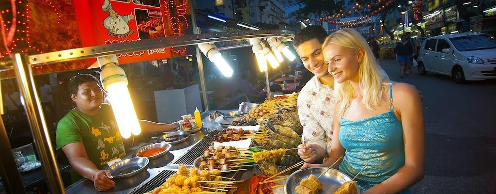 Kuala Lumpur privater kultureller Abendspaziergang