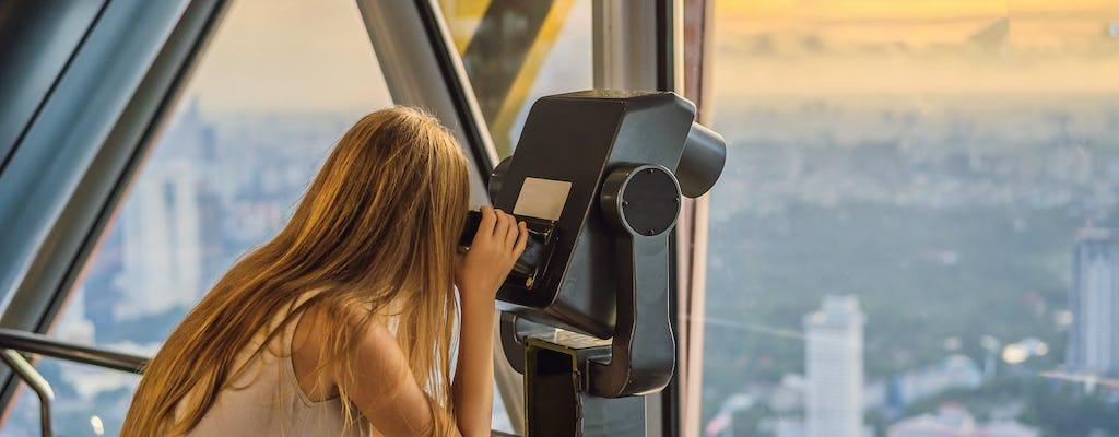 Tour fotográfico privado de Kuala Lumpur con visita a las Torres Gemelas Petronas