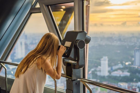 Kuala Lumpur private Fototour mit Petronas Twin Towers besuchen
