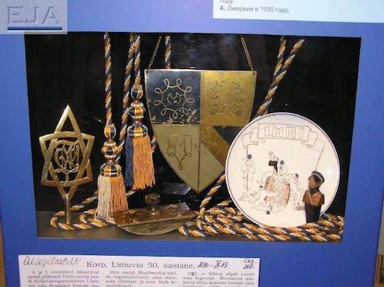 Tallinn Jewish history private tour