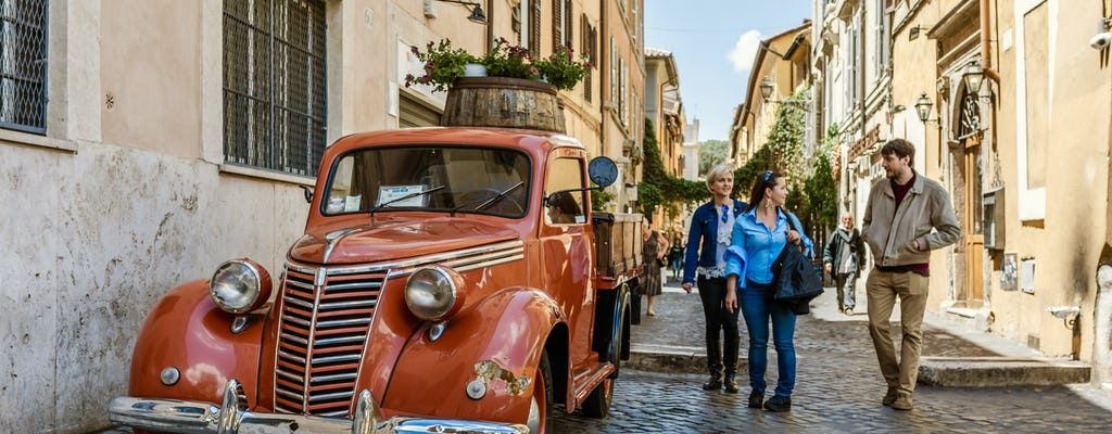 Eat Like a Local -  100% personalized Rome private food tour