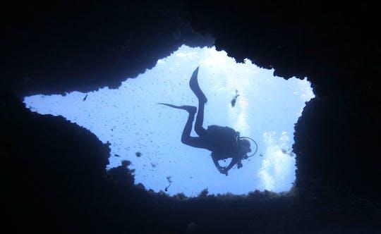 Menorca Salgar Diving Schnuppertauchen