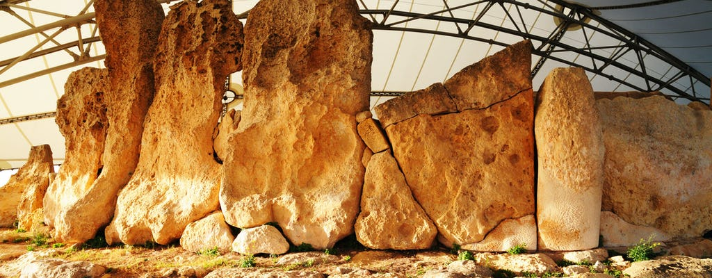 Prähistorische Tempel Tour