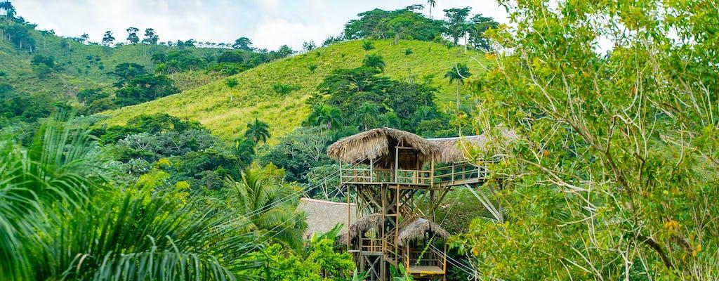 Anamuya Mountains Ziplining & Buggy Ride
