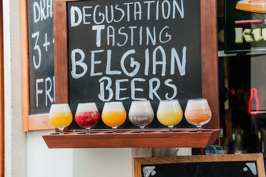 Beer tour in Ghent withlocals
