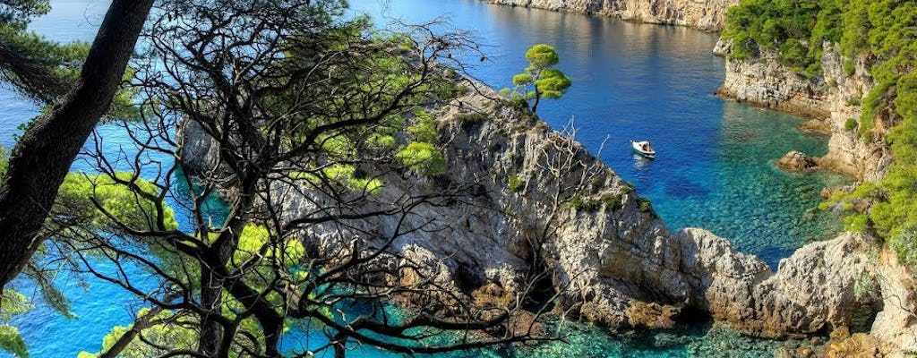 Private Speed Boat Tour from Dubrovnik to Elafiti Islands