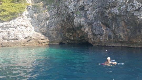 Tour di snorkeling alle Isole Elafiti e alla Grotta Azzurra da Dubrovnik