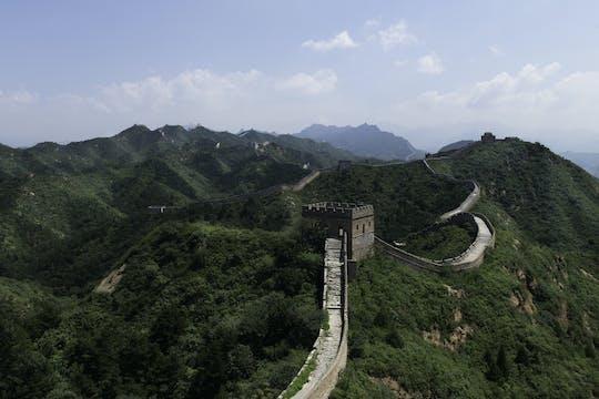 Visite guidée à pied de la Grande Muraille de Chine