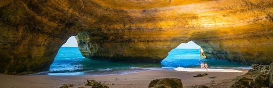 Benagil und Marinha Höhlen private Bootstour