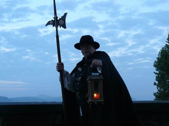 Night Watchman in Bonn: guided tour