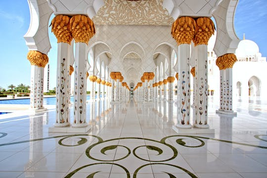 Abu Dhabi city tour leaving from Ajman