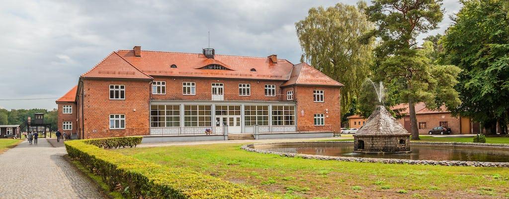 Tour privado do Stutthof Concentration Camp com transporte