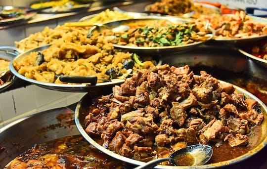 Tour guiado por el descubrimiento de la comida en el barrio chino de Bangkok