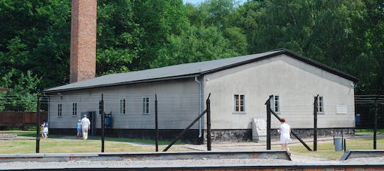 Private Stutthof Concentration Camp en Old Town-tour met vervoer