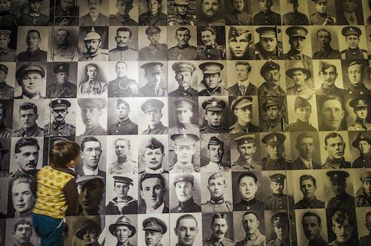Tour privado de la Primera Guerra Mundial en Bruselas