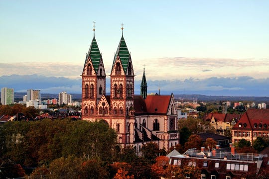 Freiburg private walking tour