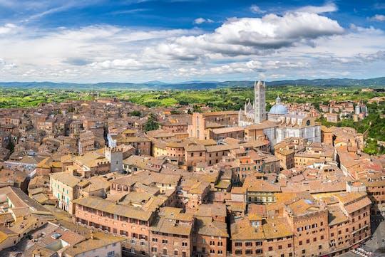 Prywatna piesza wycieczka po Sienie