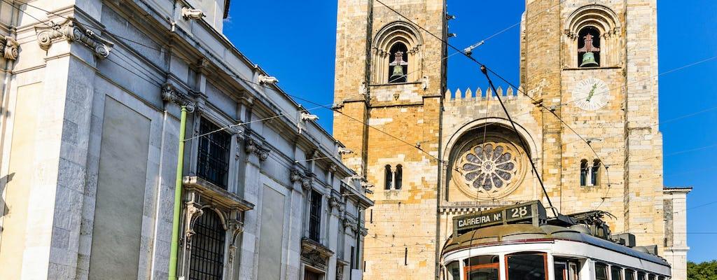 Tour medieval en Segway ™ de Lisboa