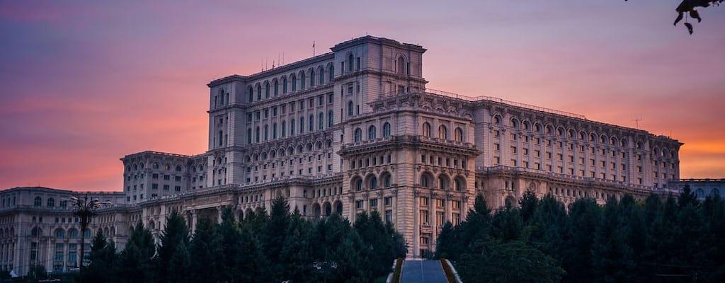Tour privado pela cidade de Bucareste comunista
