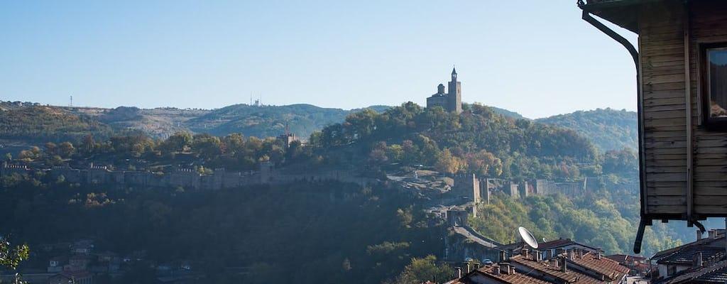 Viagem privada de um dia para Veliko Tarnovo saindo de Bucareste