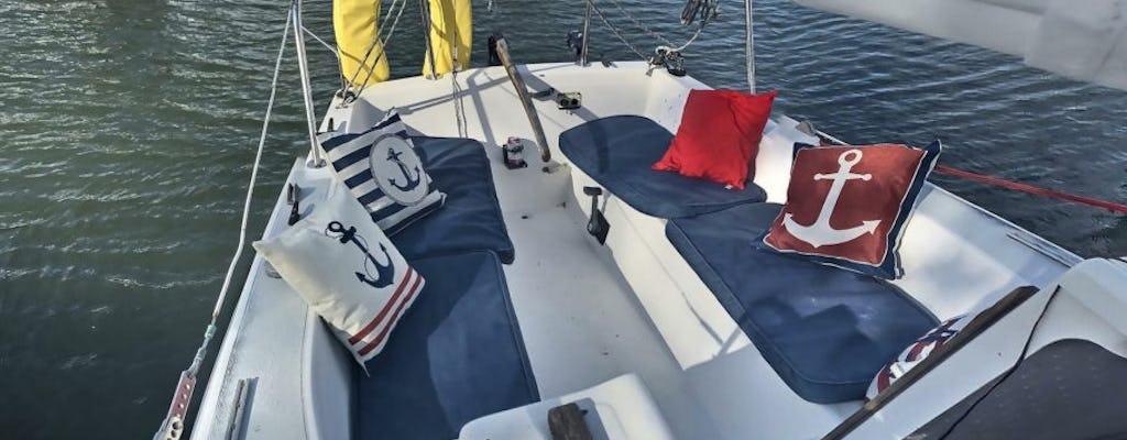 Navegação particular de duas horas no Lago Fairview em Orlando