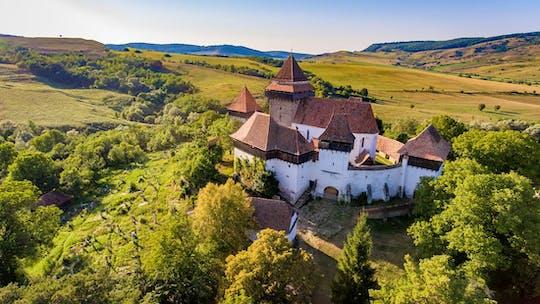 Privédagtocht naar Sighisoara en naar het dorp Viscri vanuit Brasov