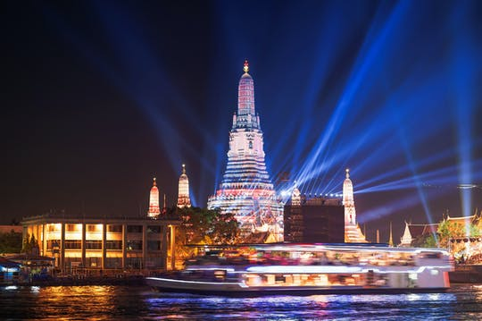 Dîner-croisière Chao Phraya Princess