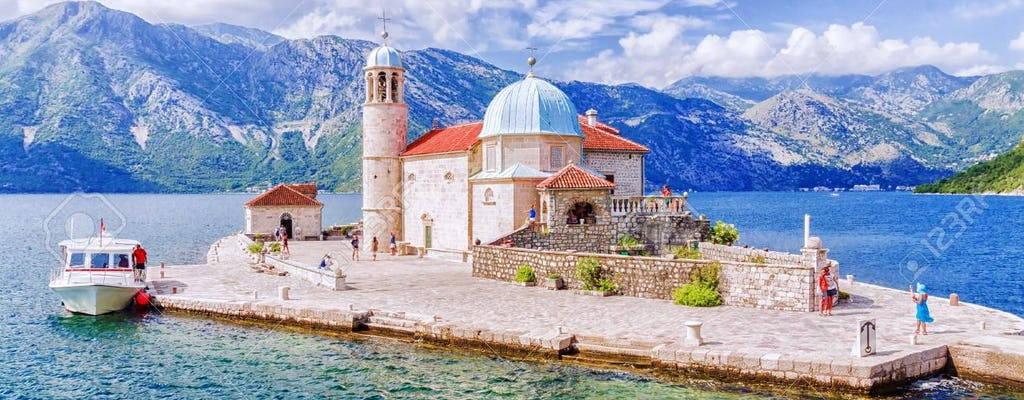 Visite privée à Kotor et Perast au départ de Dubrovnik