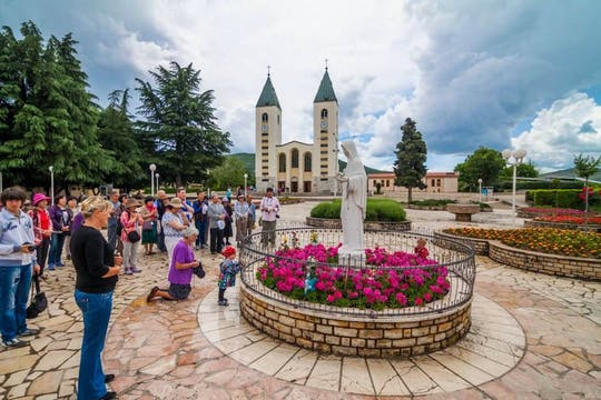 Private Tagestour nach Medjugorje von Dubrovnik
